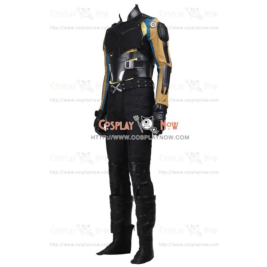 X-Men James Logan Howlett Wolverine Cosplay Costume Custom-Made Full Set