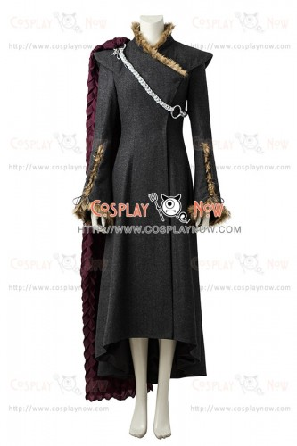 Game of Thrones Season 7 Cosplay Daenerys Targaryen Dress Costume