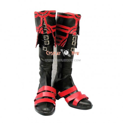 HACK Cosplay Shoes Haseo Boots
