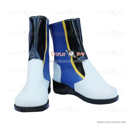Vocaloid Kaito Cosplay Boots