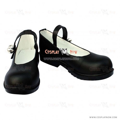 UN-GO Cosplay Causality Shoes