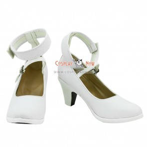 Chuunibyou Demo Koi ga Shitai Cosplay Takanashi Rikka Female White Cosplay Shoes