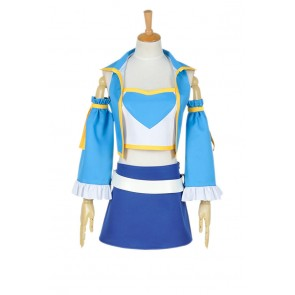 Fairy Tail Seven Years After Cosplay Lucy Heartfilia Costume