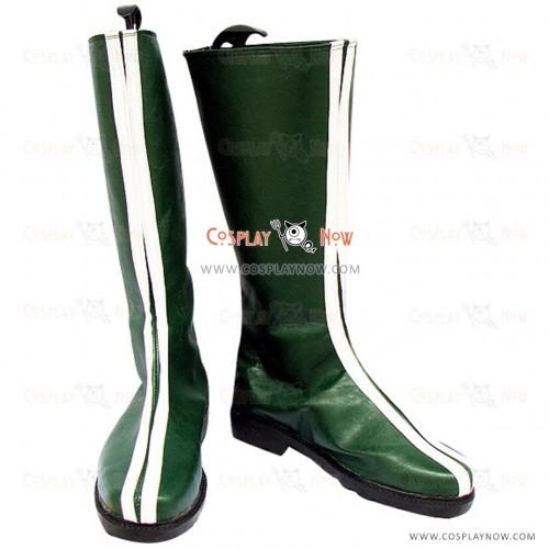 Air Gear Cosplay Shoes Kenta Kamakari Boots