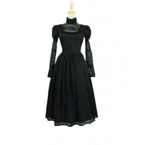 Edwardian 1920's Style Retro Dress Ball Gown Reenactment Stage Lolita Dress Costume