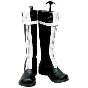 D Gray man Cosplay Shoes Allen Walker Boots