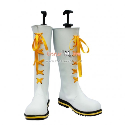 Vocaloid 3 Cosplay Shoes kagamine Rin Len Boots