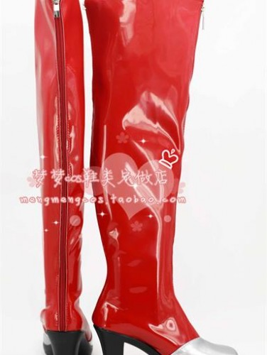 Coswinner Fate Grand Order Tohsaka Rin race queen Cosplay Shoes