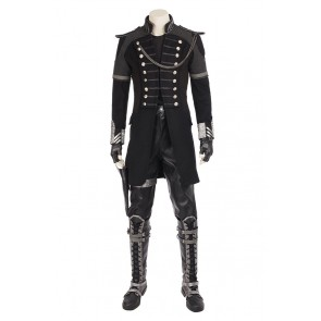 Nyx Ulric Costume For Kingsglaive Final Fantasy XV Cosplay Uniform