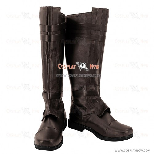 Star Wars Cosplay Shoes Anakin Skywalker Boots