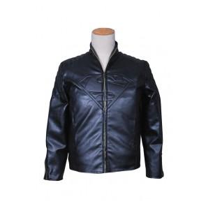Smallville Clark Kent Cosplay Costume Black Jacket