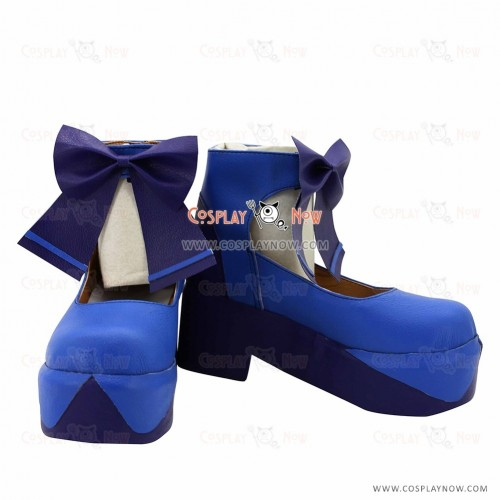 Snow White Cosplay Shoes for Girls
