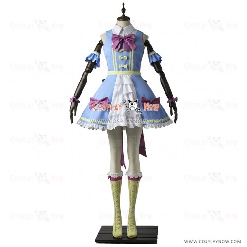 Idol Time PriPara Cosplay Laala Manaka Dress Costume