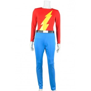 The Flash Cosplay Jay Garrick Costume