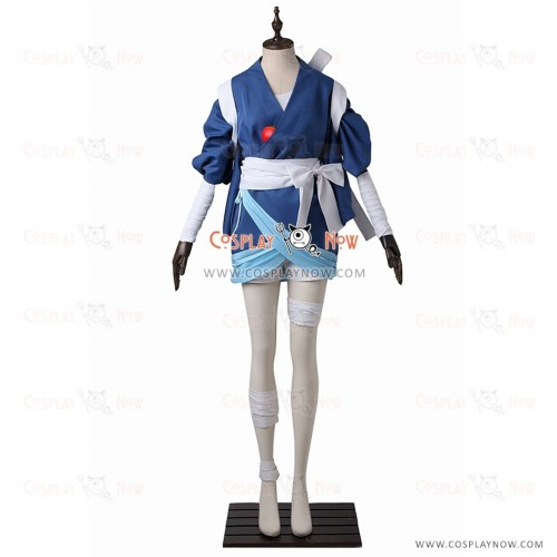 Sayo Samonji Costume Cosplay Touken Ranbu