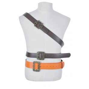 Pirates Of The Caribbean Cosplay Jack Sparrow Belts