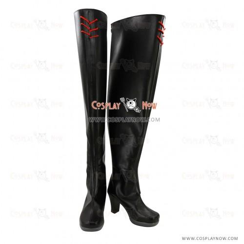 Unlight Cosplay Shoes Belinda Boots