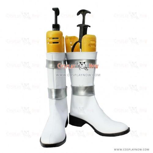 Gundam Seed Cosplay Boots