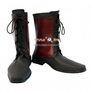 The Legend of Heroes VI Cosplay Shoes Cassius Bright Boots