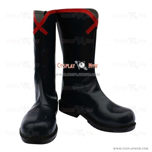 Dog Days Cosplay Shoes Noir VinoCacao Boots