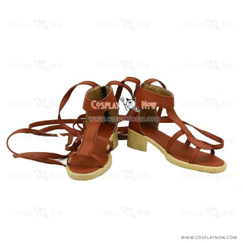 Love Live Flower Fairy Awake Nico Yazawa Shoes Cosplay Sandals