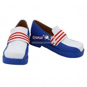 Cardcaptor Sakura Sakura Kinomoto Navy Cosplay Shoes
