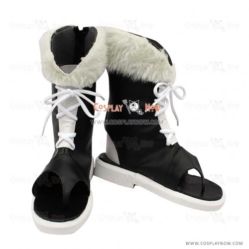 BRAVE 10 Cosplay Shoes Yuri Kamanosuke Boots