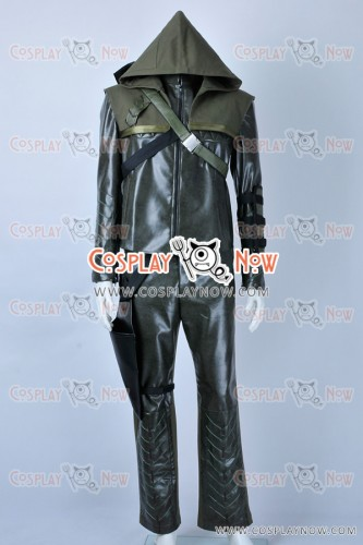 & Green Arrow Cosplay Oliver Queen Costume