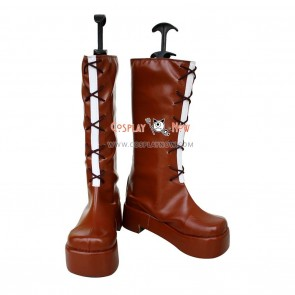 Touhou Project Cosplay Shoes Kagiyama Hina Boots