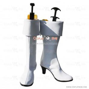 Gintama Cosplay Shoes Imai Nobume Boots