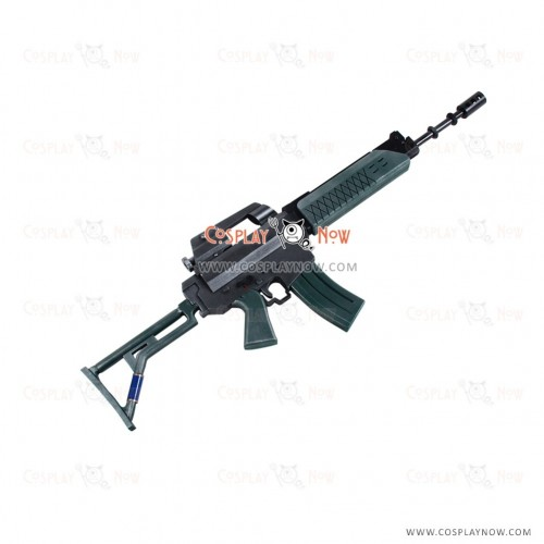 Girls' Frontline Cosplay props with AK-5 gun