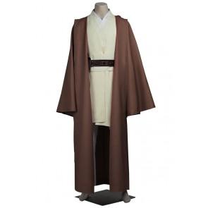 Star Wars Obi Wan Kenobi Cosplay Uniform