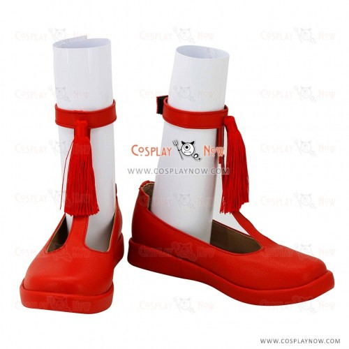 The King's Avatar Cosplay Su Mucheng Shoes