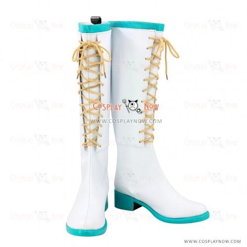 Battle Girl High School Cosplay Shoes Sadone Boots