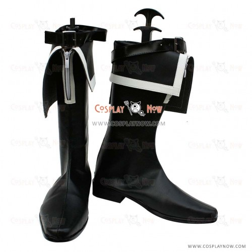 Black Rock Shooter Cosplay Shoes for Girls