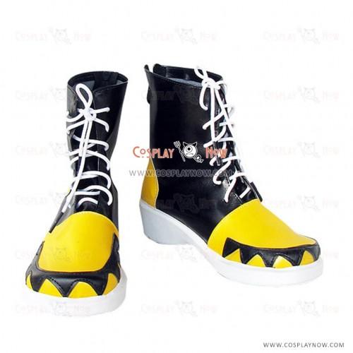 Soul Eater Soul Evans Cosplay Shoes