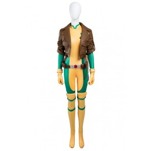 Rogue Anna Marie Costume For X Men Apocalypse Cosplay