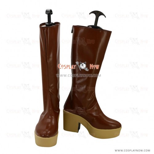 Fairy Tail Cosplay Shoes Lucy Heartfilia Boots