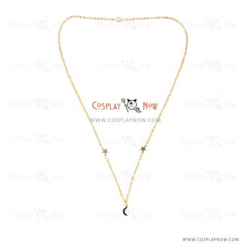 Final Fantasy XV FF15 Luna's Necklace Cosplay Prop