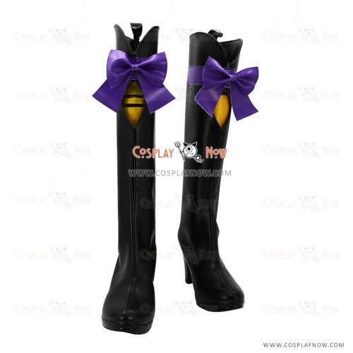 Love Live ! KiRa-KiRa Sensation Cosplay Shoes Nishikino Maki Boots