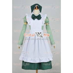 Hetalia: Axis Powers Cosplay Hungary Dress Costume