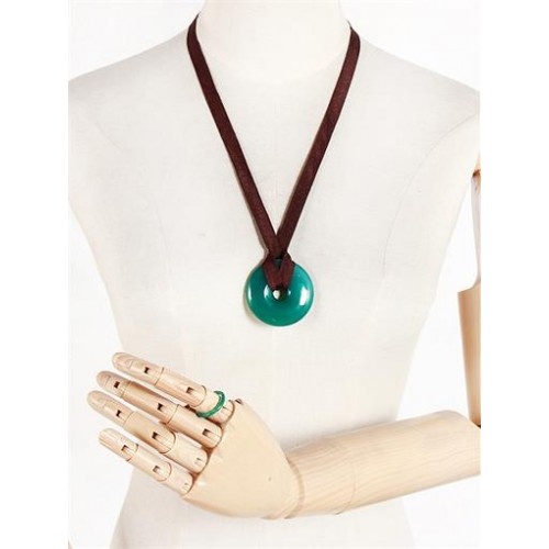 The Ancient Magus Bride Chise Hatori's Necklace and Ring Cosplay Prop
