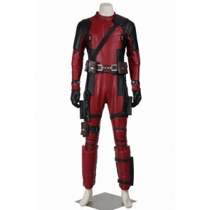 Wade Wilson Costume For Deadpool Cosplay