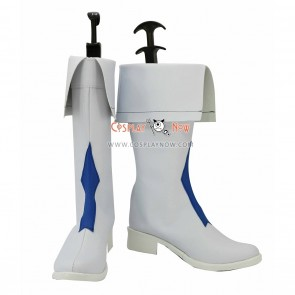 Sword Art Online 2 Cosplay Shoes ALO Asuna Boots