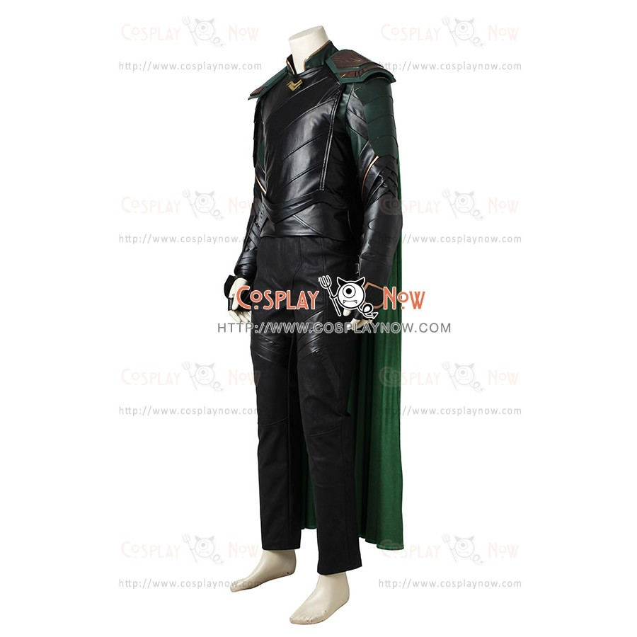 Thor Ragnarok Cosplay Loki Costume