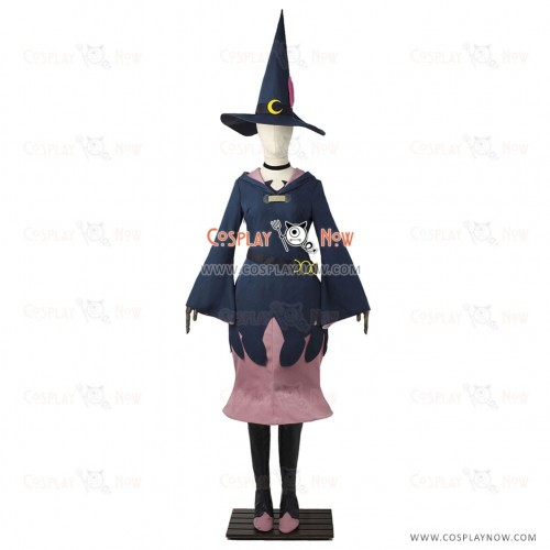 Ursula Cosplay Costume from Little Witch Academia