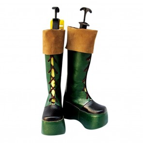 Hunter X Hunter Cosplay Shoes Gon Freecss Boots