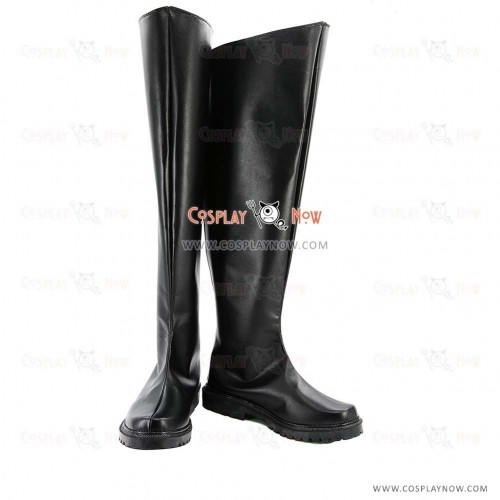 Code Geass Cosplay Shoes Suzaku Kururugi Boots
