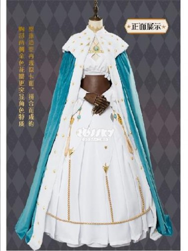 Coswinner Fate Grand Order Anastasia Cosplay costume