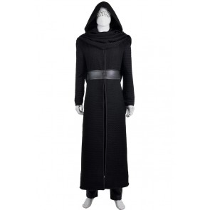 Kylo Ren Ben Solo Costume For Star Wars The Force Awakens